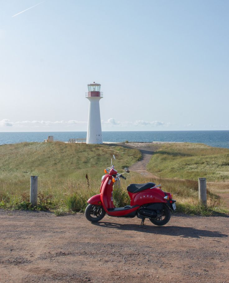 Iles de la Madeleine, a place to discover driving a scooter. In Québec, my home. utm_content=bufferafcb6&utm_medium=social&utm_source=