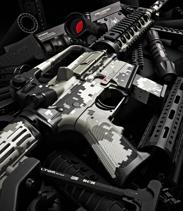 Duracoated AR-15   Check out #OutdoorFree (www.outdoorfree.com) for more AR-15 and other guns for sale!