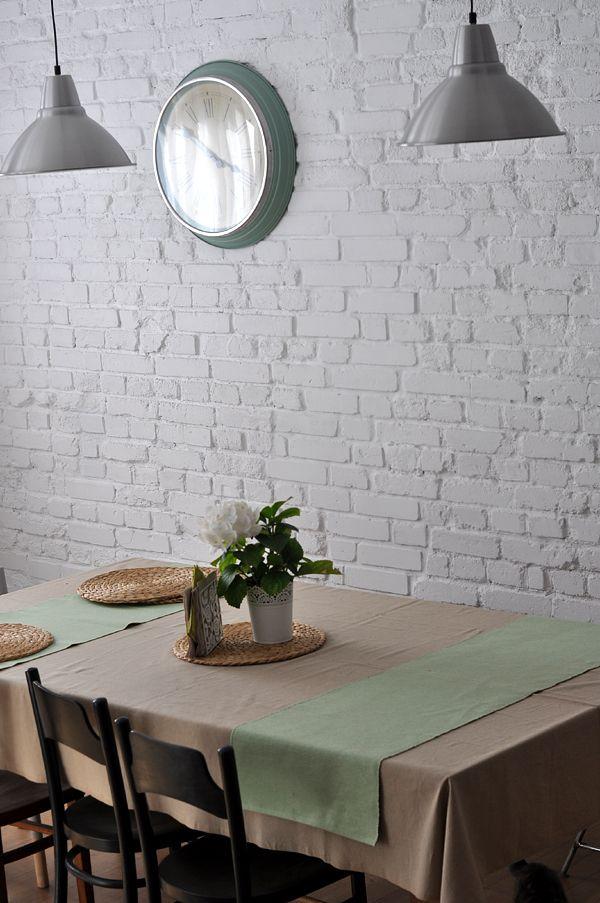 Sanna's Land: Just another brick in the wall - Ceglana ściana krok po kroku