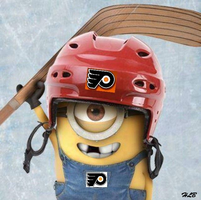 FLYERS minion! Special Edition :)