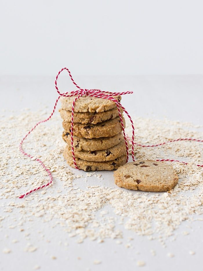 Pradobroty: Cookies s ovesnými vločkami