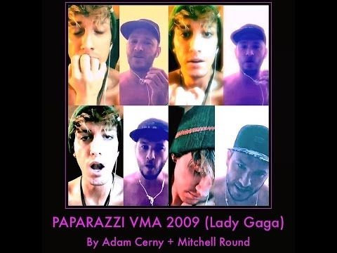PAPARAZZI VMA 2009 (Lady Gaga) by Adam Cerny + Mitchell Round