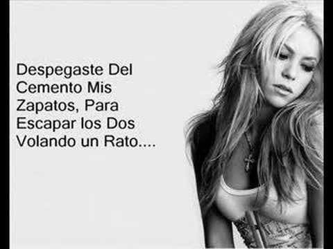 La Tortura - Shakira y Alejandro Sanz (Letra) - YouTube