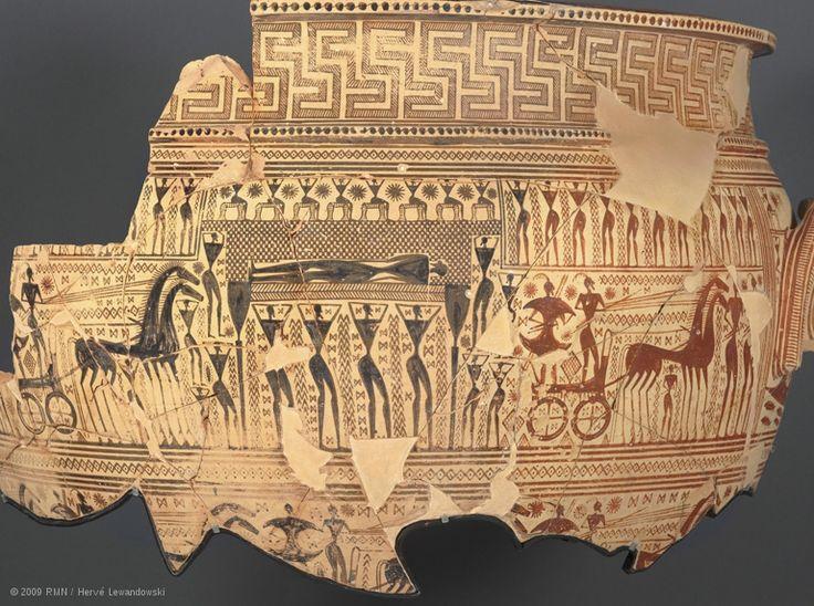 Parcours : La céramique grecque – Chefs-d'œuvre | Musée du Louvre | Paris