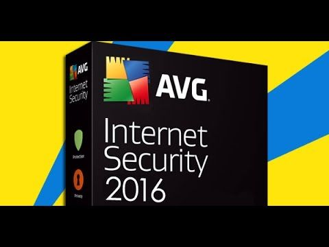 Descargar e Instalar Antivirus AVG Internet Security 2016 Serial Hasta 2...