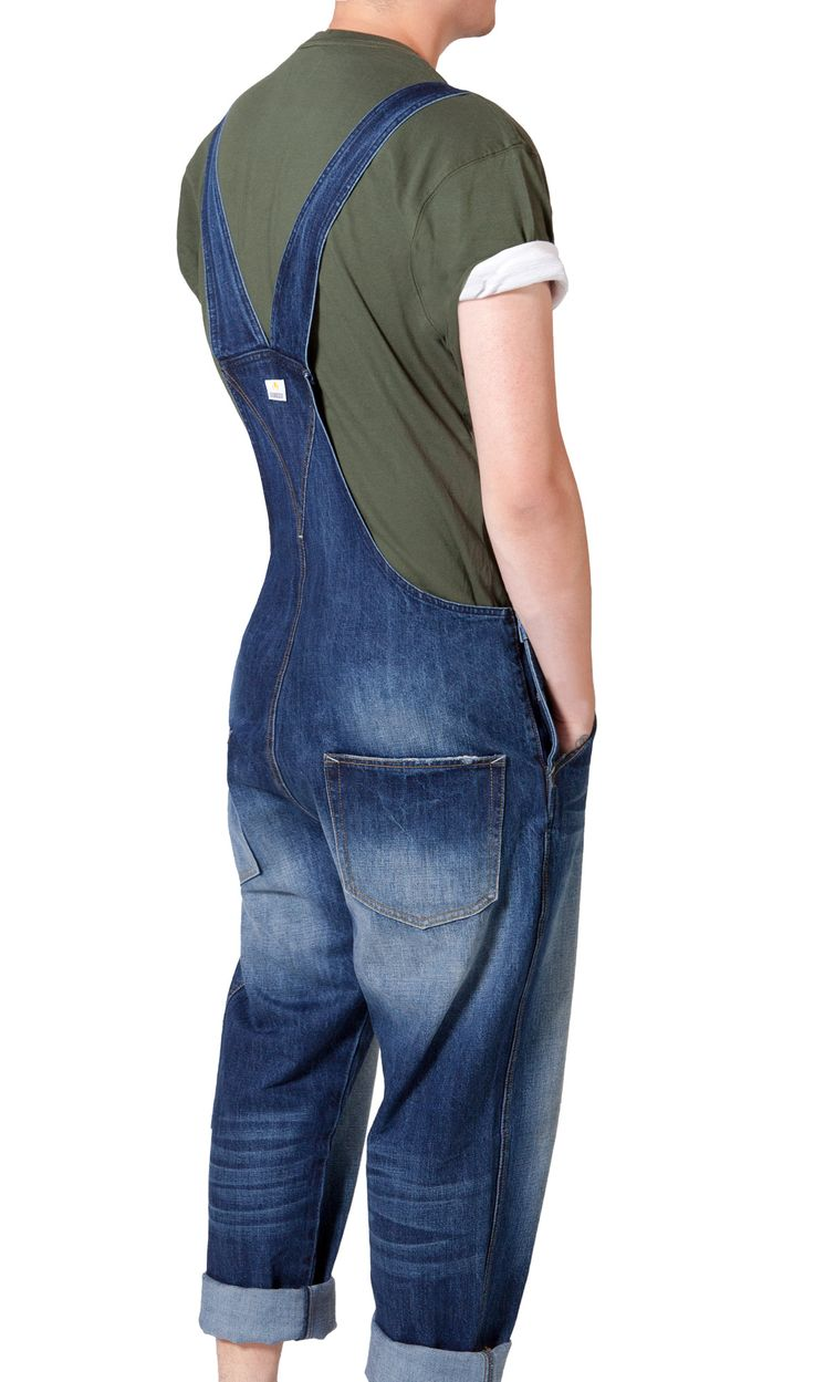 USKEES denim overalls/dungarees for men. Premium quality denim fashion from #Manchester England. #dungarees #uskees