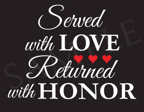 Served With Love Missionary Banner, Returned Missionary, LDS Missionary, Welcome Home!