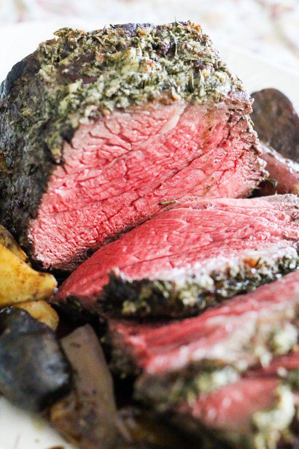 Beef Top Round Roast
