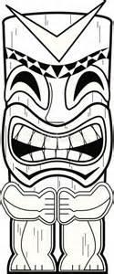 Image detail for -Tiki Totem Pole Vector Art 96007970 | Thinkstock