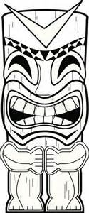 Image detail for -Tiki Totem Pole Vector Art 96007970 | Thinkstock