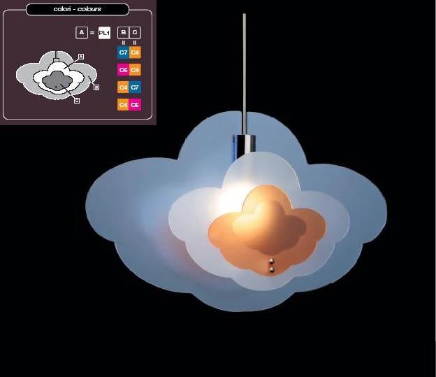 LAMPADA SOSPENSIONE ALBA LUX ART.1110  Art. TFL-1110     Lampada a luce diffusa o diretta.  Diffusore in metacrilato e polipropilene con struttura in metallo cromato.La lampada viene fornita sprovvista di lampadina.  Il colore va specificato al momento dell'acquisto.     Dimensioni: 60X35X140h cm.  Lampadina consigliata: 1X100 Watt attacco E27 ø95