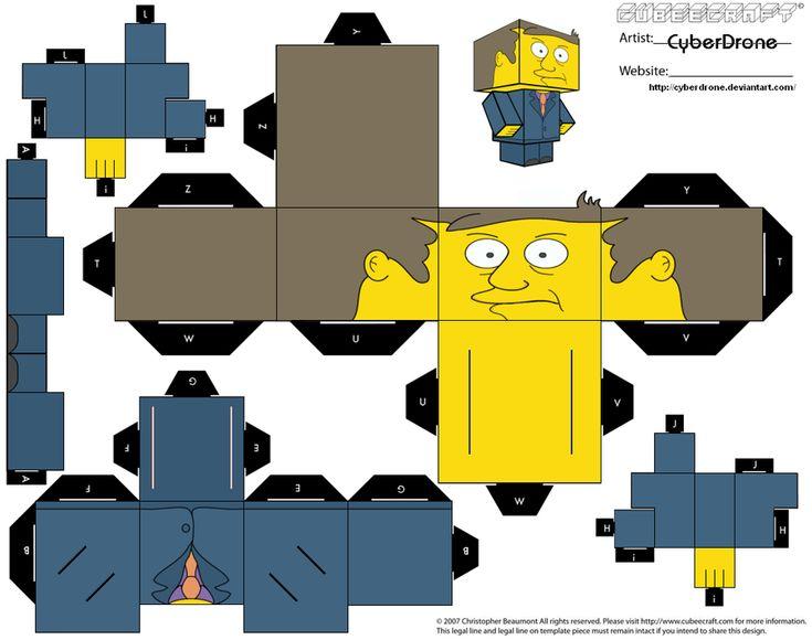 Cubee - Skinner by CyberDrone.deviantart.com on @deviantART