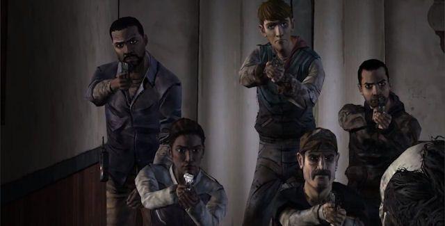 The Walking Dead GAMES | The Walking Dead Game Episode 5 Achievements & Trophies Guide