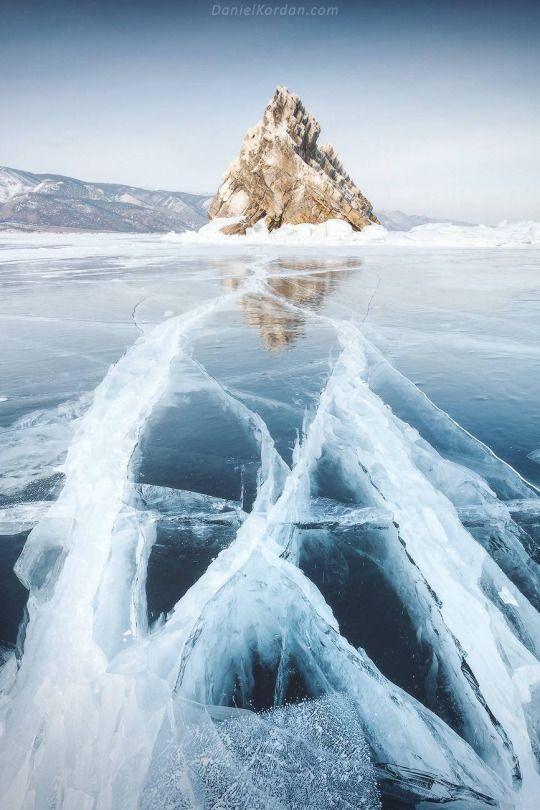 Lake Baikal by Daniel Kordan