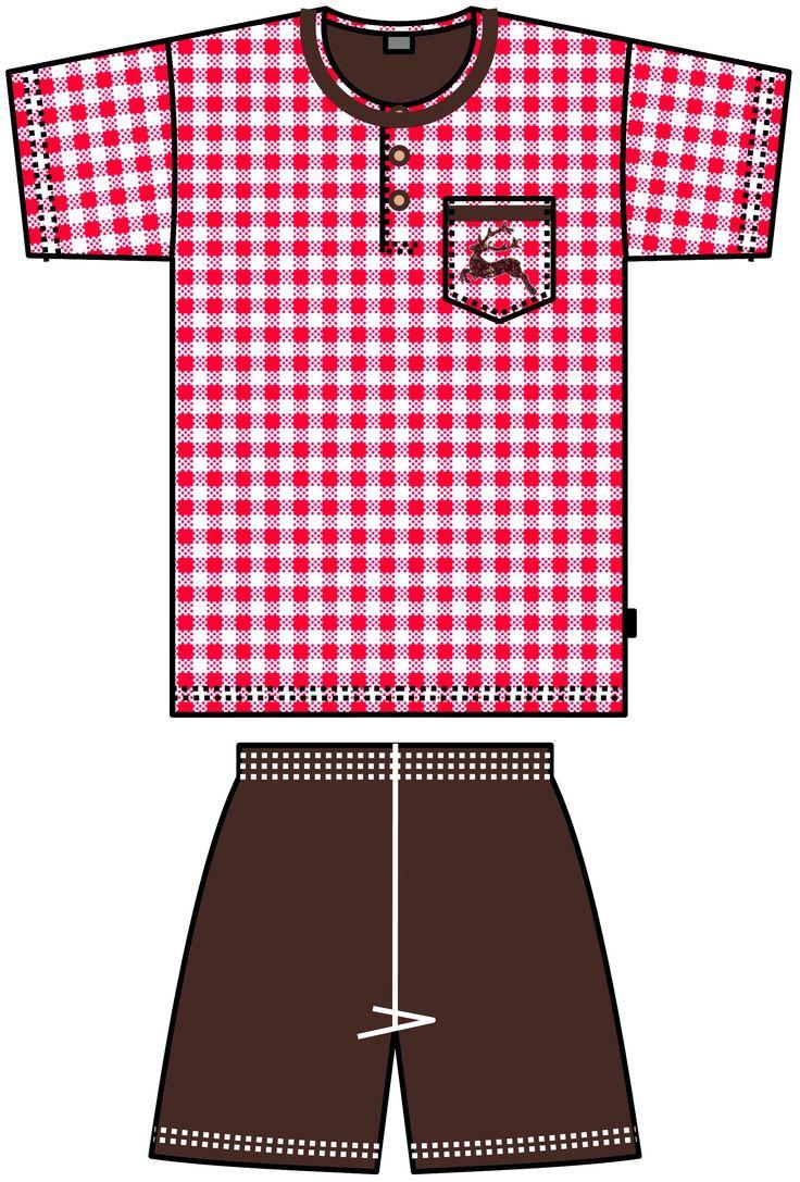 Pyjama Oktoberfest