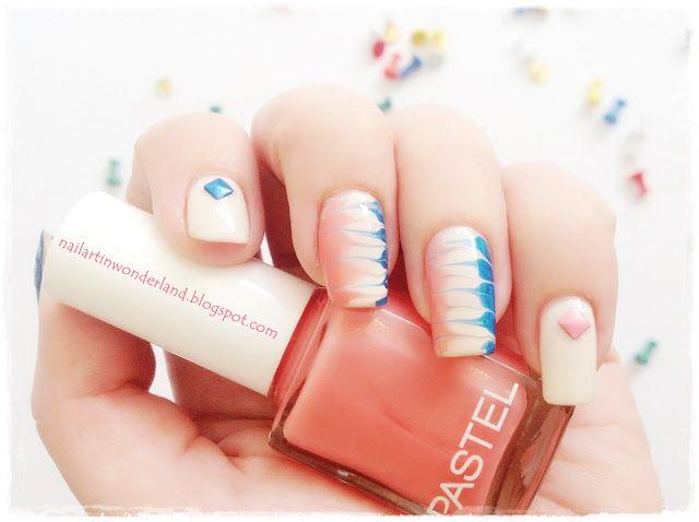 45 best my nail art designs images on pinterest nail art designs dry water marble nail art susuz ebru trnak sslemesi tutorial on http prinsesfo Gallery