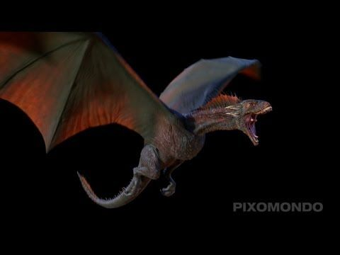 ▶ BUILDING THE DRAGONS FOR GAME OF THRONES - EFFECTS EXCLUSIVE - WIRED DESIGN FX - YouTube