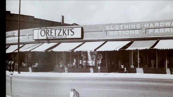 Slideshow of vintage SELKIRK AVE. in Winnipeg, MB. photos