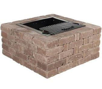 Fire Pit kits, Pavestone Fire Pits, Belgard Fire Pits, Stone Fire Pits, Round Fire Pits, Square Fire Pits