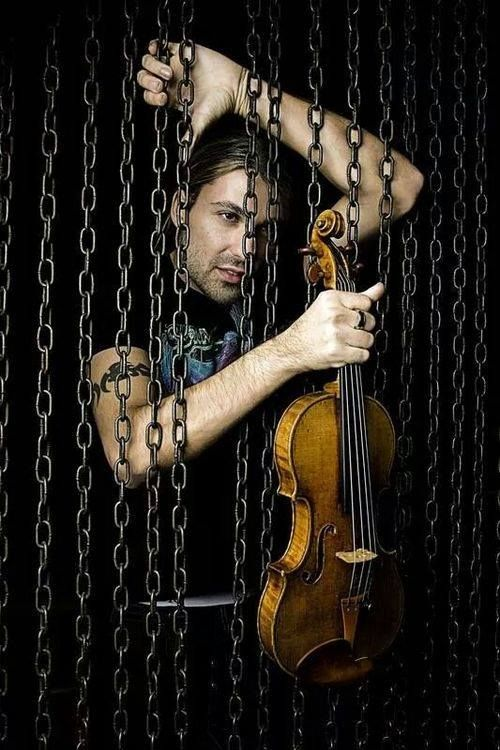 David Garrett, gorgeous and talented!