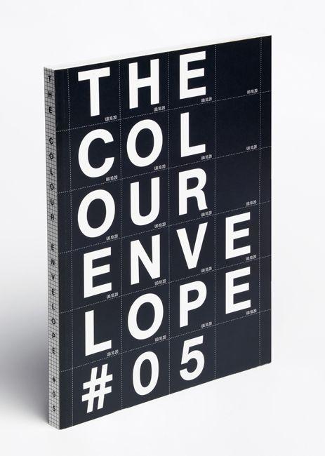 The Colour Envelope #05 - Studio Laucke Siebein