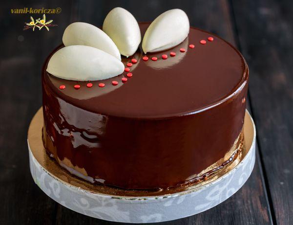 торт Шоколадный муссовый