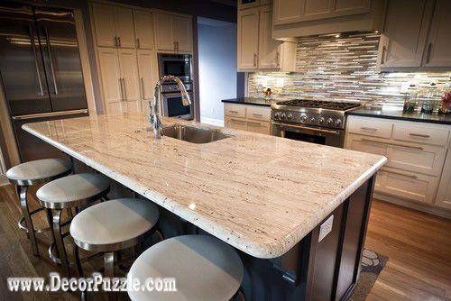 River+White+Granite+(A+Gorgeous+Countertop+Option)