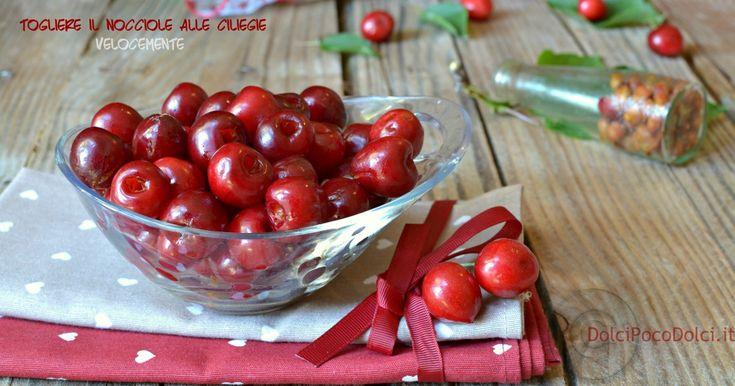 Come togliere il nocciolo alle ciliegie velocemente
