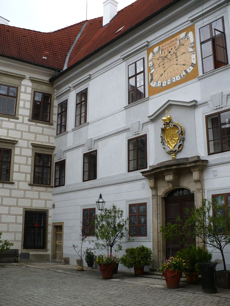 Castle Třeboň, Třeboň (Czech pronunciation: [ˈtr̝̊ɛboɲ]; German: Wittingau) is a historical town in South Bohemian Region of Czech Republic.Třeboň was established around the middle of the 12th century. In 1366, the House of Rožmberk/Rosenberg became owner of the estate. The period of greatest growth for the town dates to the second half of the 15th century when Petr IV of Rožmberk (1462–1523) seriously began to take care of the land.