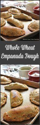 Easy empanada dough recipe for frying