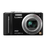 Panasonic Lumix DMC-ZS7 12.1 MP Digital Camera with 12x Optical Image Stabilized Zoom and 3.0-Inch LCD - Black (Camera)By Panasonic
