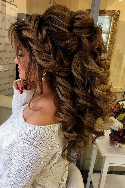 Unique wedding hairstyles pictures