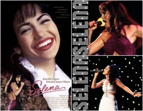 Jennifer Lopez Pays Tribute To Selena! (Video)