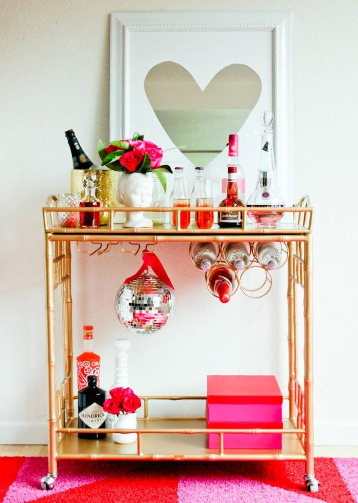 476 best bar ideas images on pinterest bar cart bar carts and bar cart styling. Black Bedroom Furniture Sets. Home Design Ideas