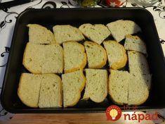 Máte radi chlebík vo vajíčku? Skúste toto chutné vylepšenie a na vyprážanú verziu si už ani nespomeniete!