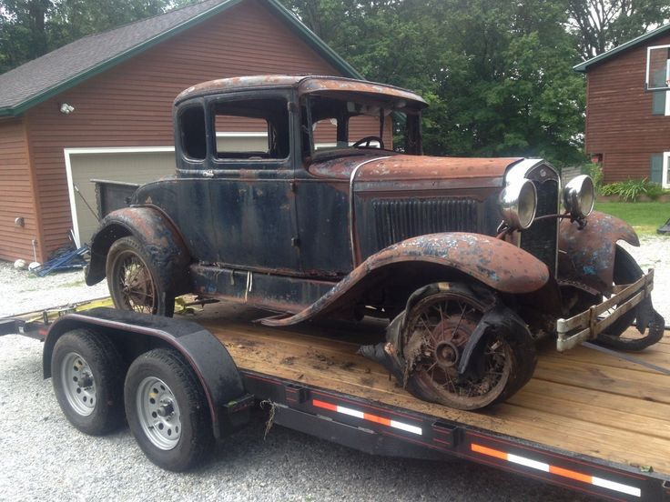 918 Best 1930 & 1931 Ford Model A Pickups And Ford Model