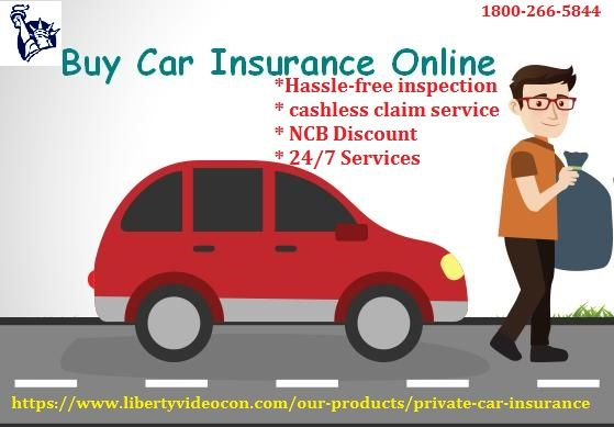 Secure your drive with 4 wheeler car insurance Policy from Liberty Videocon. Buy and renew a car insurance policy online at attractive and discount prices. Click here to know more about LVGI 4 wheeler insurance policy: https://www.libertyvideocon.com/our-products/private-car-insurance or call us at toll free number: 1800-266-5844 for further query.