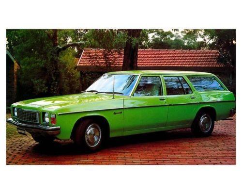 1977 Holden HZ Kingswood SL Station Wagon