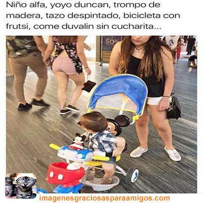 Desde niño ya eras así ...   Mas imágenes aquí  imagenesgraciosasparaamigos.com  #imagenesgraciosasparaamigos #imagenesgraciosas #memes #machoalfa