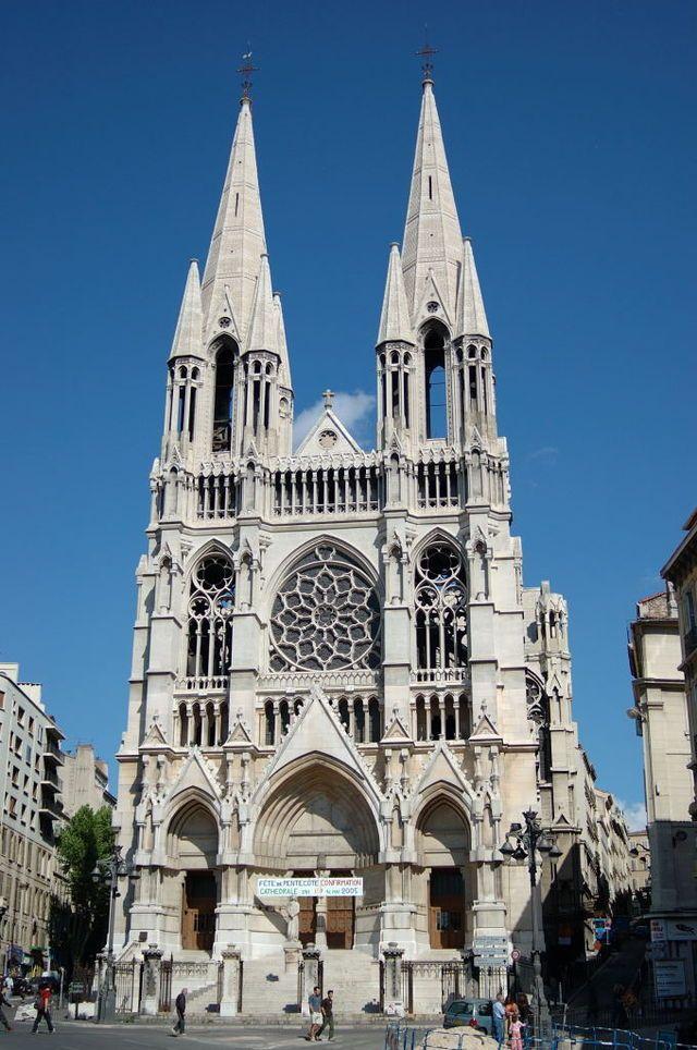 Église des Réformés in Marseille - Marseille — Wikipédia