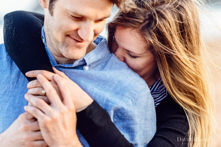 Shayne and Belinda's engagement photos at Whale Beach #beach #engagement #love