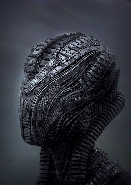 cyborg by? : ugly mf! as Schwarzenegger said in Predator (1987)  ; ) www.imdb.com/title/tt0093773