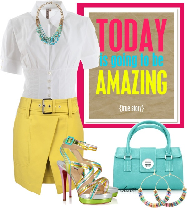 Going To Be Amazing Polyvore Work Fashion And Office Style