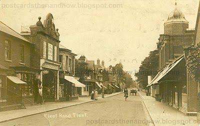 Fleet High-street, 1912