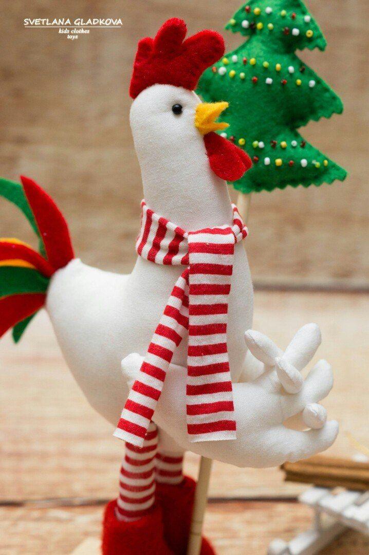Гребешок цыпленка своими руками