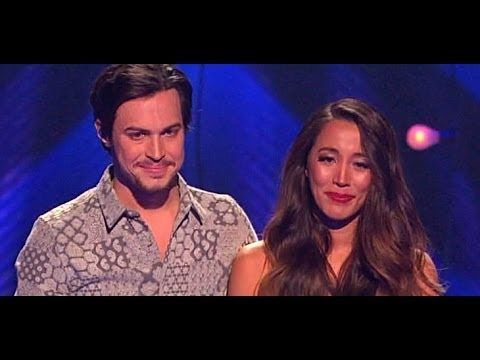Alex and Sierra - Gravity - The X Factor USA 12/11/2013
