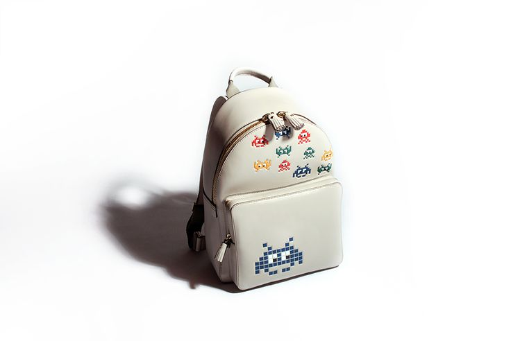 Anya Hindmarch backpack from Fall 2016 Collection available on www.tessabit.com