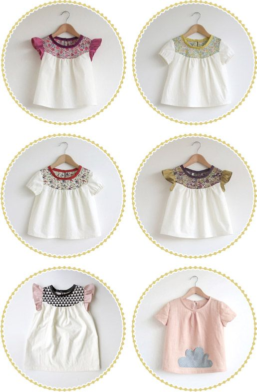 Swallow's Return Beautiful Handmade Blouses