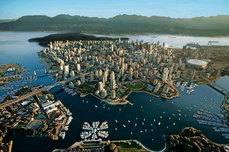 Vancouver Canada, favorite vacation aside from my honeymoon. Been 10 years since I was there.. Can't wait to go back with the hubby.