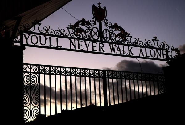 "Liverpool FC on Twitter: ""Photo: The Shankly Gates pre-Norwich ..."